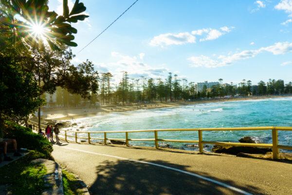 Coastal,Walk,From,Shelly,Beach,To,Manly,Beach,,Sydney,Australia.